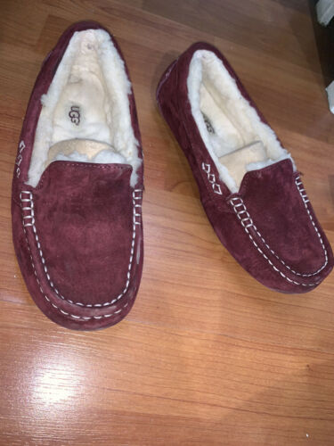 ugg slippers 7 used