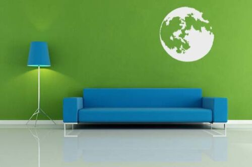 """Full Moon Room Vinyl Wall Sticker Decal 19/"""""""