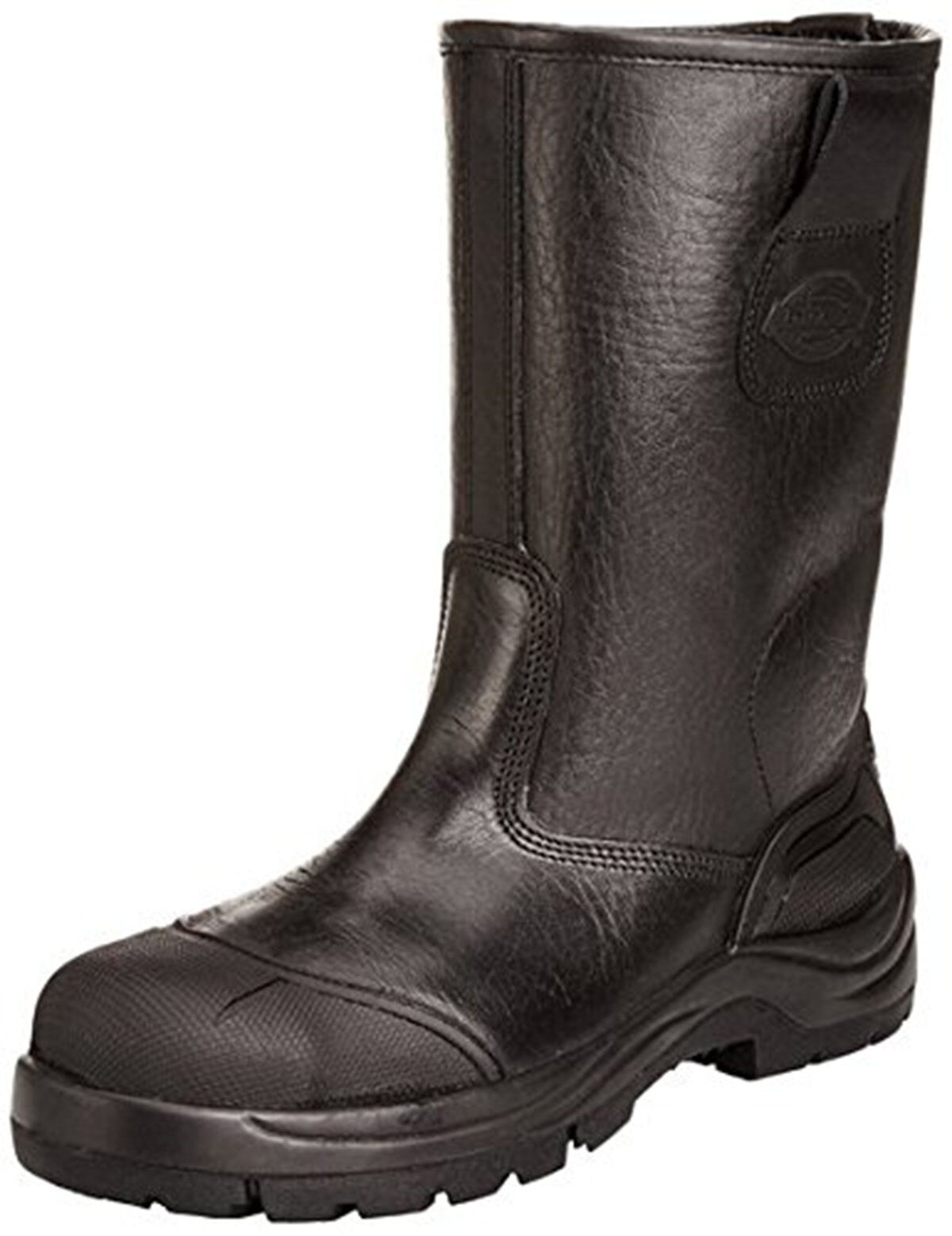 DICKIES SAFETY RIGGER BOOTS MENS STEEL TOE BLACK COWETA MENS BOOTS FD9211 SIZE UK 6 - 12 691ec0