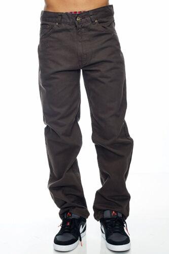 100/% Cotton Denim Straight Leg Zipper Fly Men/'s Basic 5 Pocket Jean Pants