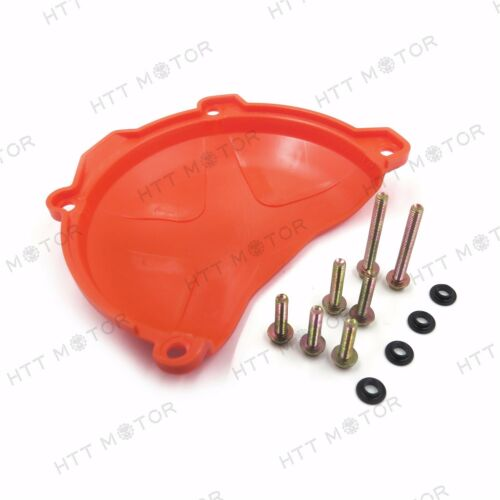ABS Clutch Cover Guard for KTM 250 350 SX-F XC-F EXC-F//6 DAYS XCF-W 2014-2016
