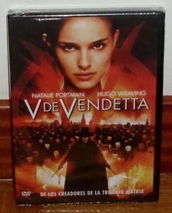 V-DE-VENDETTA-DVD-PRECINTADO-NUEVO-THRILLER-ACCION-NATALIE-PORTMAN-SIN-ABRIR