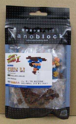 nanoblock NBCC/_015 Chun Li