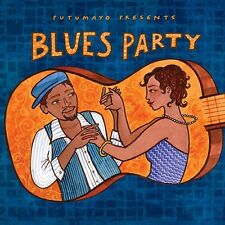 Putumayo Blues Party World Music Classic Dance & Vocal Music Songs New