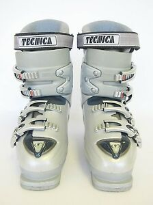 Technica Rival X7 Women S Hot Form Ski Boots 274mm 23 5