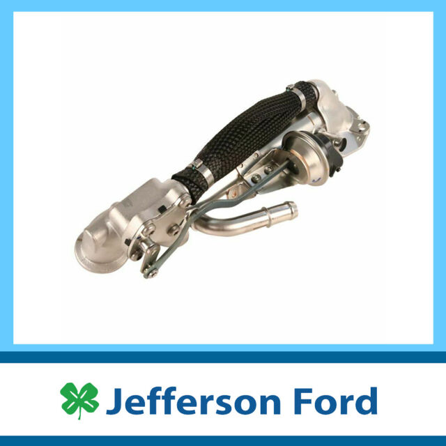 Genuine Ford Exhaust Gas Recirculation Cooler For Everest Ua Tec Ranger Px