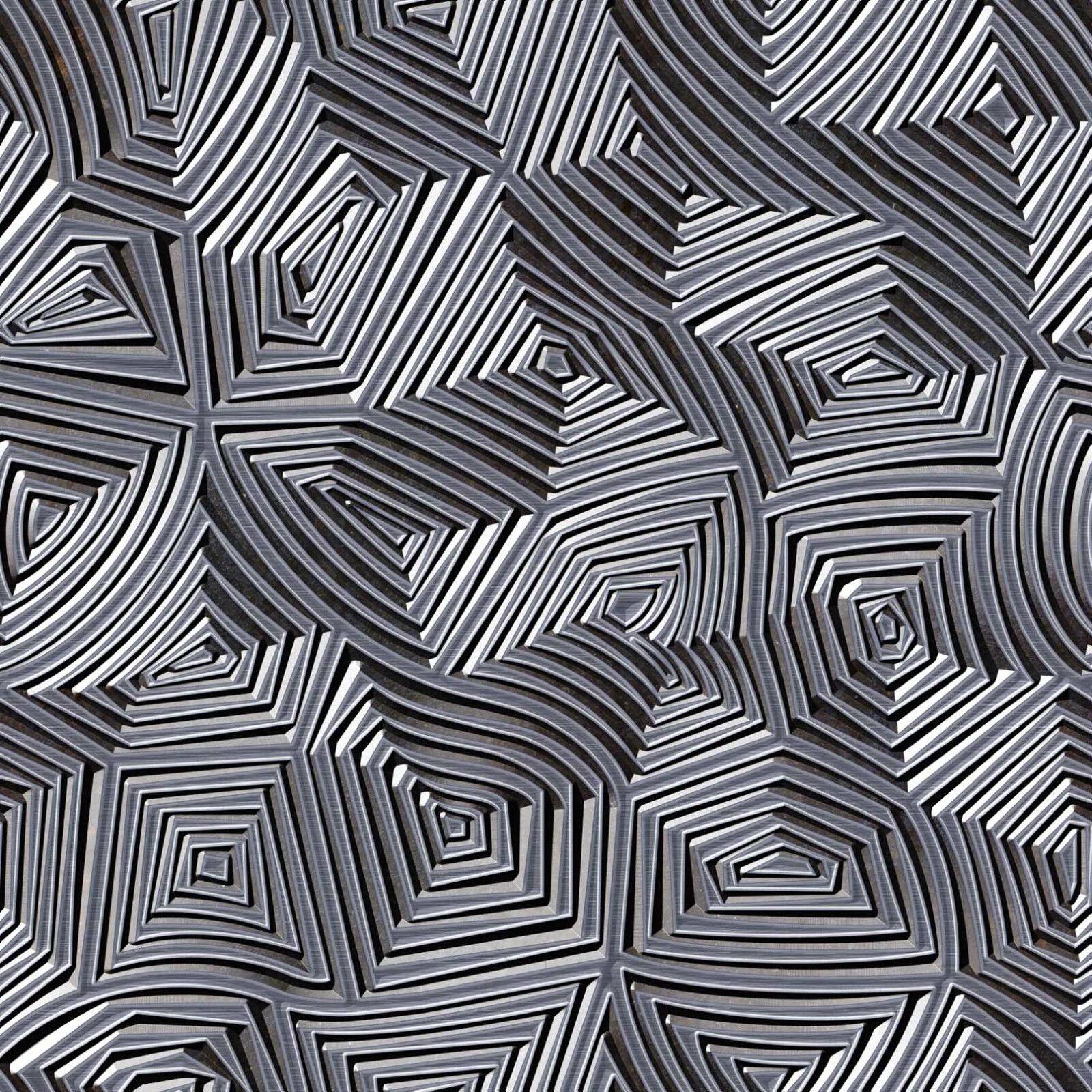 3D Modèle De Métallique 014 Décor Mural Murale De Mur De Modèle Cuisine AJ WALLPAPER FR 475569