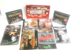 Lot-of-4-Command-amp-Conquer-PC-Games-Red-Alert-2-Tiberian-Sun-Cover-Operation