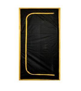 anti staub t r staubschutz staubschutzt r staubt r mit rei verschluss ebay. Black Bedroom Furniture Sets. Home Design Ideas