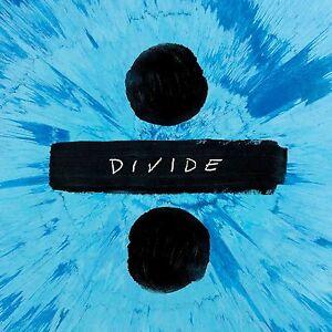 Ed-Sheeran-039-Divide-039-CD-NEW