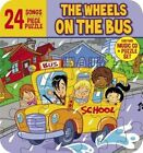 The Wheels on the Bus [Puzzle in a Tin] by Mr. Ray & the Little Sunshine Kids Singers (CD, Mar-2013, Sonoma)