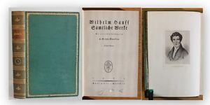 Maaffen-Wilhelm-Hauff-colecciona-sus-obras-1923-1-BD-de-5-modernista-clasico-XY