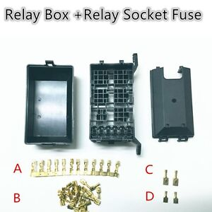 s l300 5 road relay socket fuse relay box relay holder 6 car automotive fuse and relay box for automotive at crackthecode.co