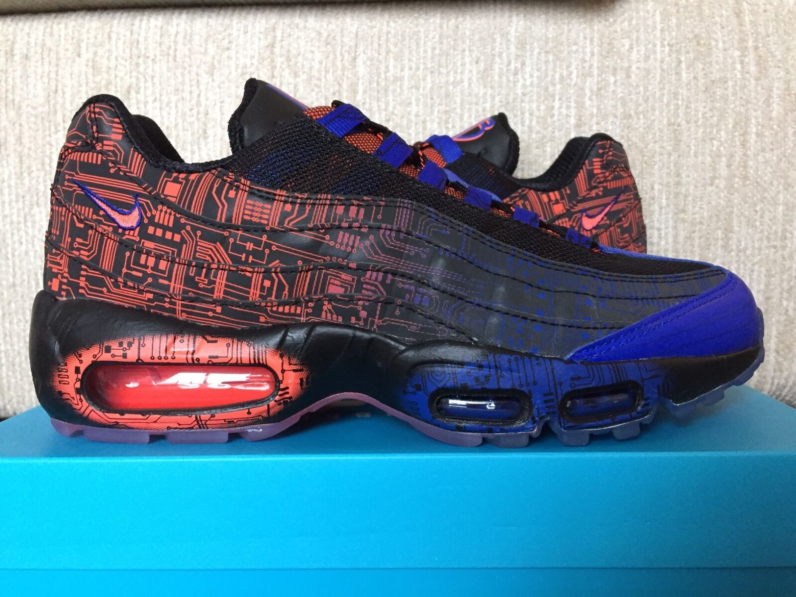 Nike Air Max 95 DB Doernbecher MEN'S & GS: Comfortable Wild casual shoes