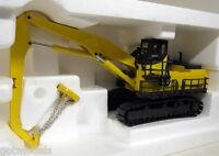 Joal 1/50 Scale 244 Komatsu Pc1100lc-6 Excavator + Magnet Diecast Construction