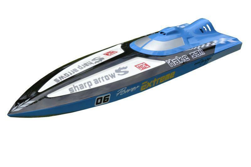 DT radio control gasolina Racing casco del barco G30C Kit de Color sólo para avanzados Jugarer