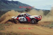 Bjorn Waldegard Porsche 911 Safari Rally 1978 Photograph 1