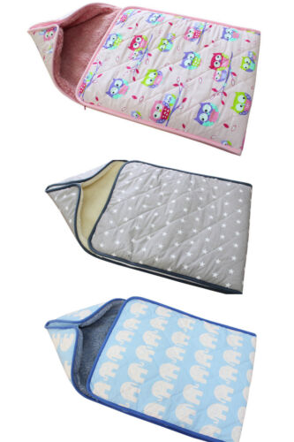 BABY SWADDLE WRAP // SLEEPING BAG // SNUGGLE WRAP PERFECT FOR GIFT NATURAL