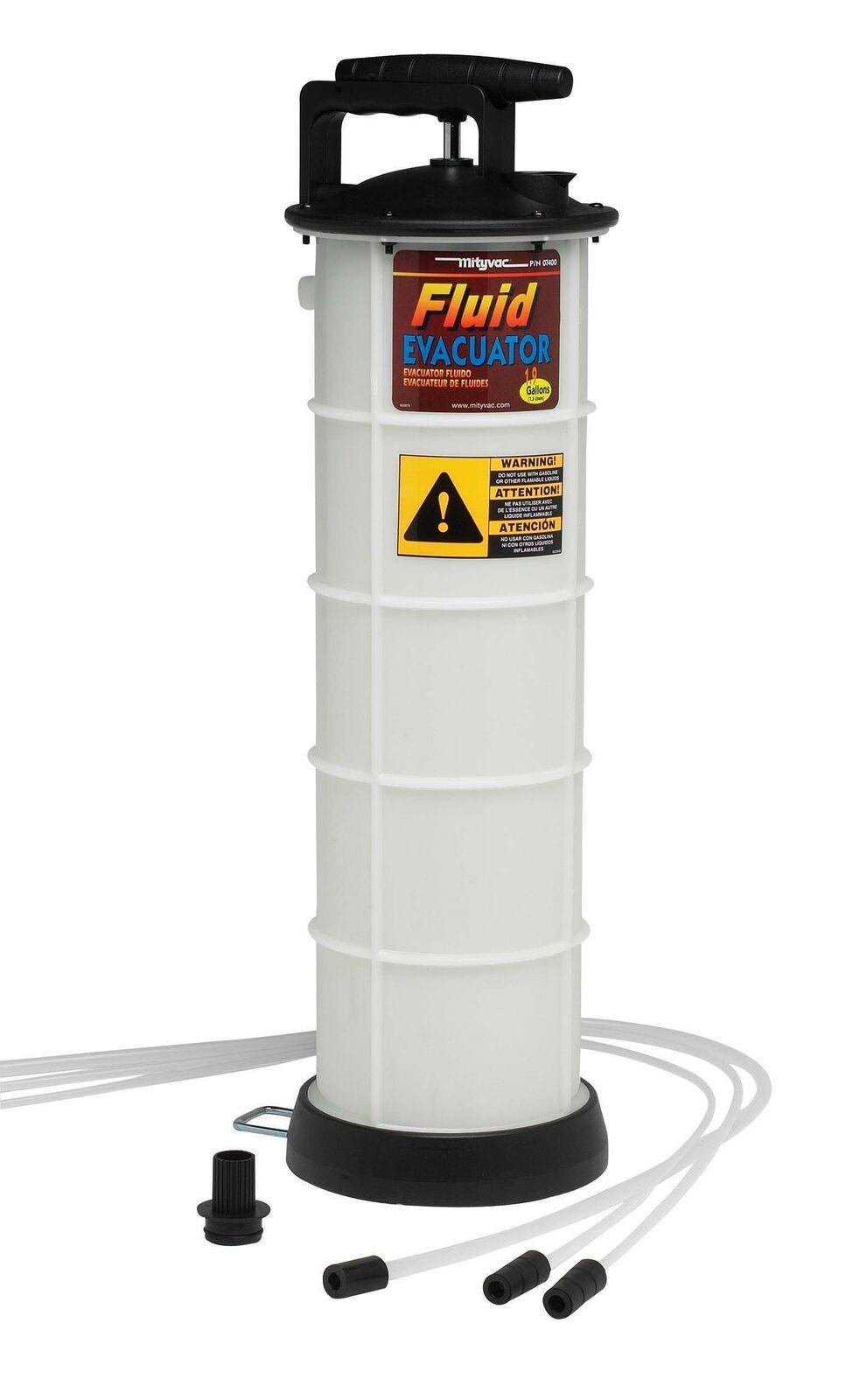 Atv Schneemobil Pwc Flüssigkeit Öl Gas Schweissbalken 7.3L mit Adapter Mityvac