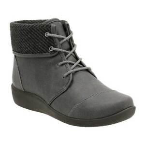 Clarks-Women-039-s-Sillian-Frey-Ankle-Boot