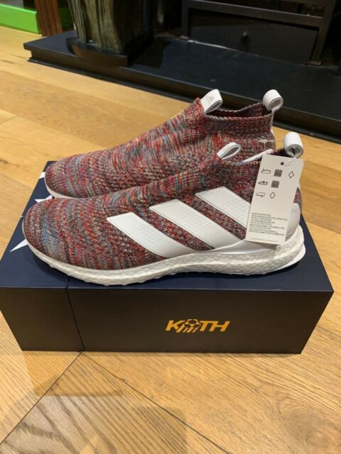 detailed look d6955 9eef6 KITH X ADIDAS SOCCER ACE 16+ PURECONTROL ULTRA BOOST - UK 8.5  US 9