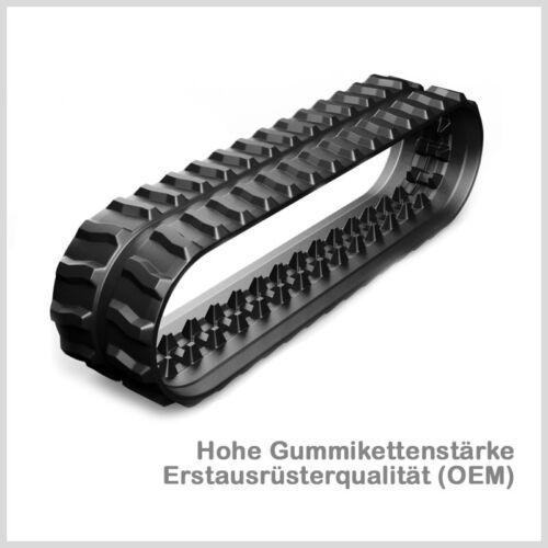 Gummikette Gummiketten 230x96x33 für Schaeff HR2 HR12 HR13 Bobcat 320 322 E16