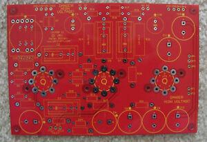 2X-DIY-PCB-Universal-push-pull-power-amp-board