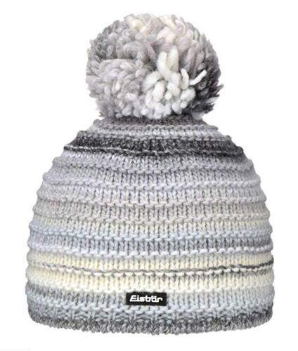 Eisbär Mütze Mikata Pompon 30619 Fb.099