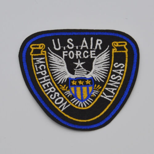 USALR FORCE Embroidery Iron on patch sew For clothing applique badge Bag Fabrics