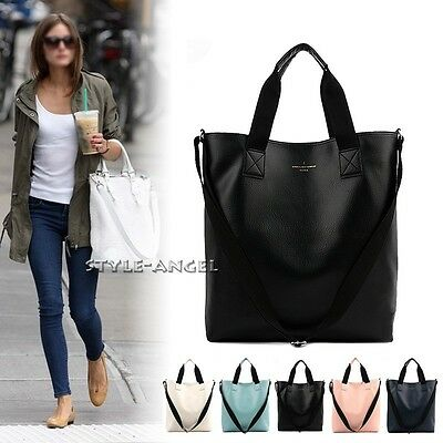 New Women Handbag Ladies Shoulder Tote Cross Body Bag Korean Fashion Bag Satchel