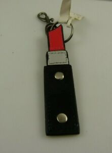 black-coral-lipstick-Key-chain-keychain-bag-tag-charm-great-for-mary-kay-or-avon