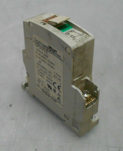 WARRANTY CP31FI//0.3 0.3 A Used Fuji Electric Circuit Protector