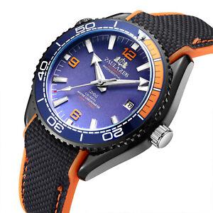 Beste-neue-Ankunft-paulareis-Herrenuhr-Automatik-Mechanische-Classic-Watch