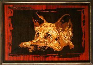 Intarsio-del-pannello-di-parete-dell-039-impiallacciatura-di-legno-di-arte-del