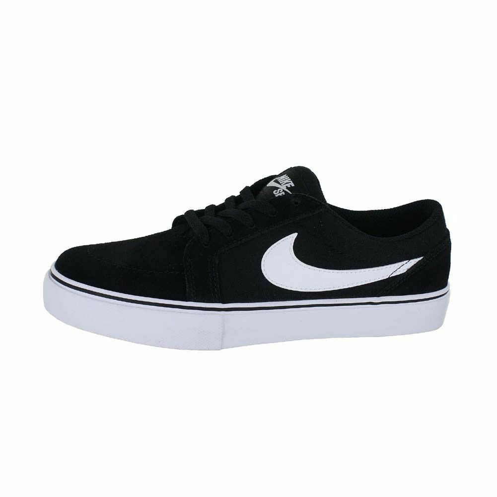 Nike Satire II GS 729810-001 Black White Kids US Size 7 Euro 40  7a14791ecd8ab