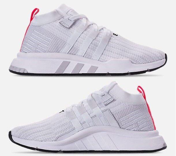 Adidas Originali Eqt Sostegno Medio Medio Medio Adv Casual Uomo Bianco - Grigio - Core | Forte calore e resistenza all'abrasione  cefdce