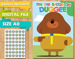 hey duggee theme download