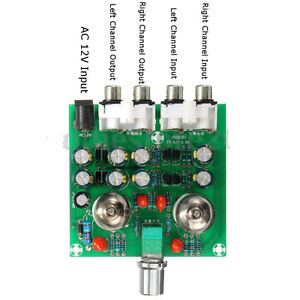 6DJ8 Tube Headphone together with Tube Pre lifier With ECC88 L7548 moreover 282090231059 further Vacuum Tubes further Index4. on vacuum tube stereo preamplifier schematic