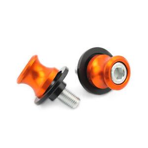 10MM Swingarm Spools Sliders Screw For 690 790 1290 DUKE//R SMC//R ADV//R SUPERMOTO