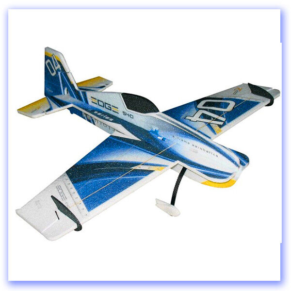 RC Factory Edge 540  Hot bluee (800mm)