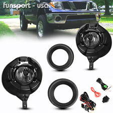 for 05 15 nissan frontier metal chrome bumper clear fog light lampsfor 05 16 nissan frontier metal chrome bumper clear fog lights switch wiring