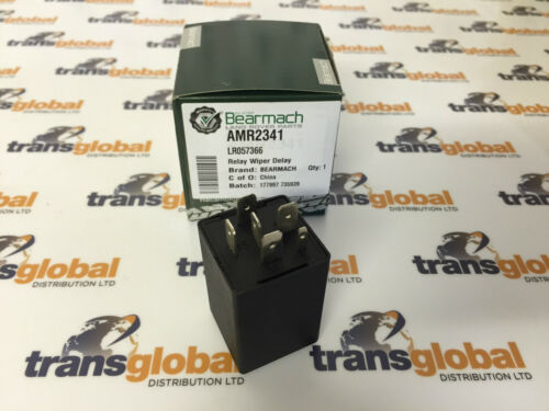 Land Rover Defender 90 110 Windscreen Wiper Intermittent Delay Relay AMR2341