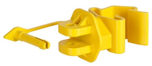 441187 25 Stk. AKO T-Post Pinlock-Isolator gelb