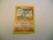 POKEMON CARDS: 1x TCG Machop-Set Base-Comune-52/102-ITA Italiano x1