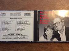 Georg Kreisler - Wo der Pfeffer wächst  [CD Album] 1985 / Barbara Peters