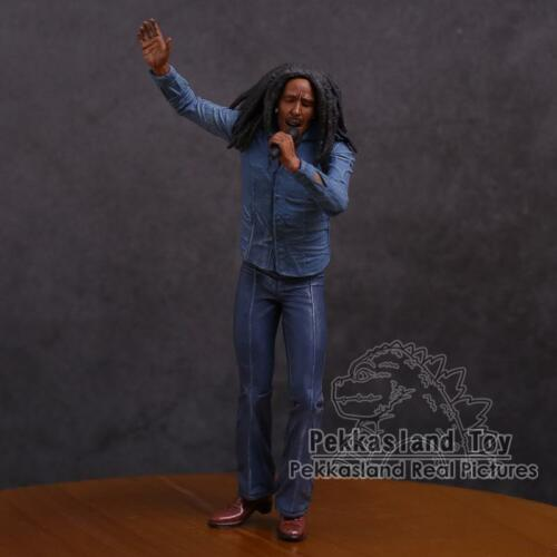 Music Legends PVC Action Figure Collectible Model Toys 18cm For Christmas Gifts