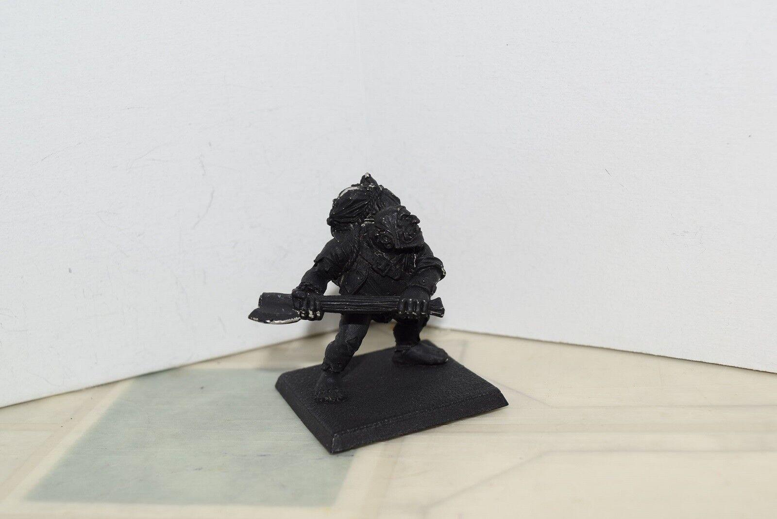 Warhammer Mordheim Mercenary Ogre Hired Hired Hired Sword (OOP) a6018f
