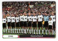 Panini Sammelbilder Fußball EM Euro 2012 Nr. 531 1996 Deutschland History Bild 1