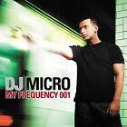 My Frequency by DJ Micro (CD, Mar-2003, Surge Recordings (Warlock))