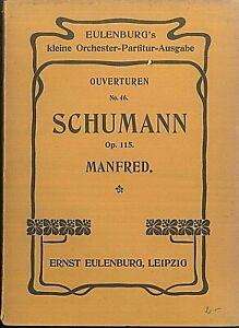 Taschenpartitur-SCHUMANN-Manfred-Op-115